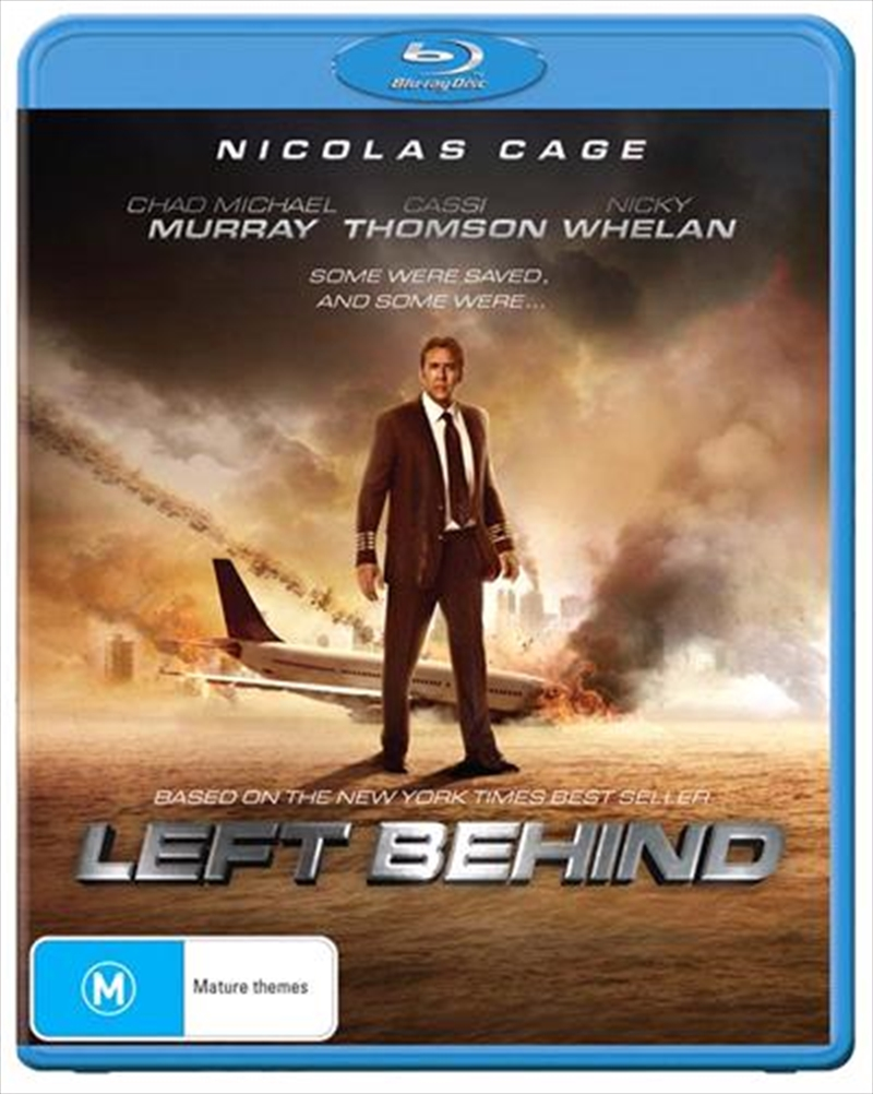 Left Behind | Blu-ray
