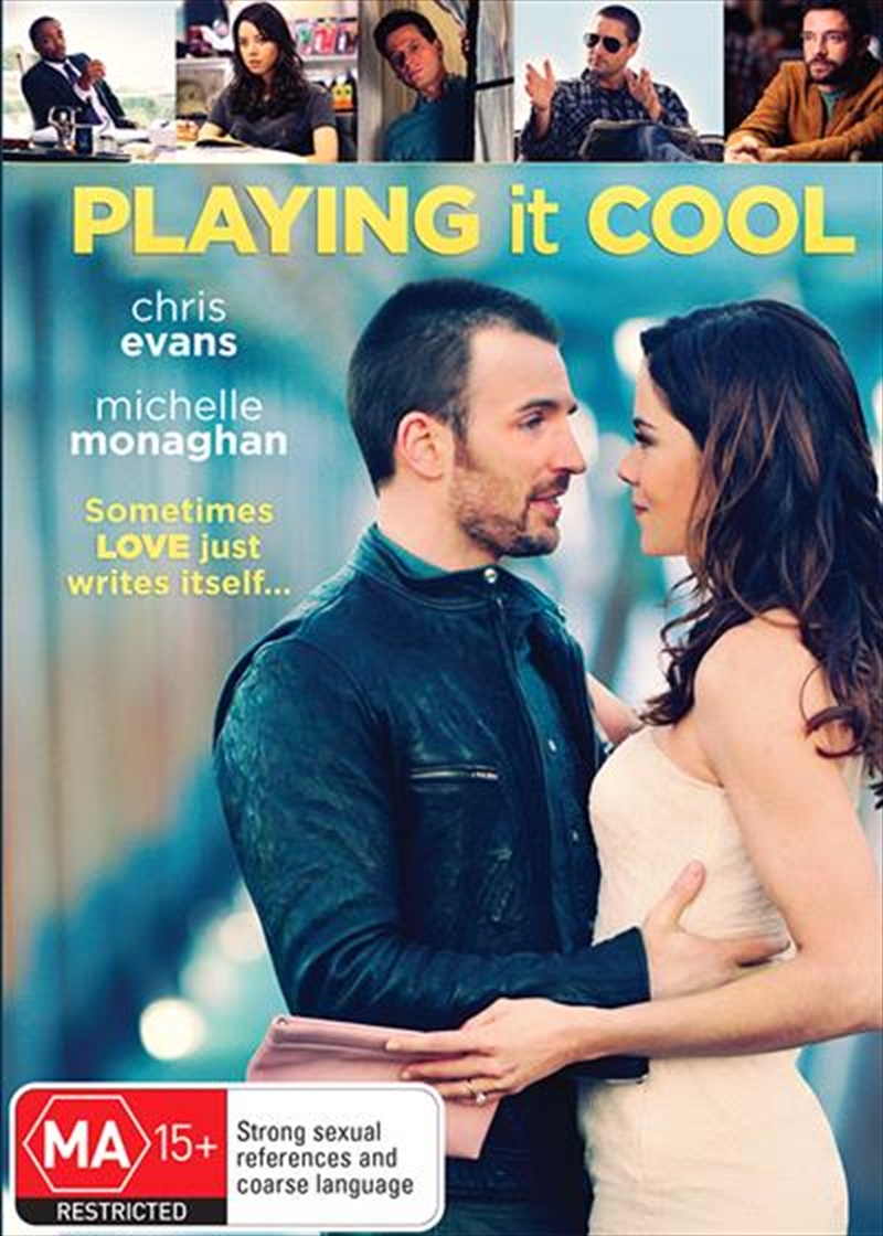 Playing It Cool | DVD
