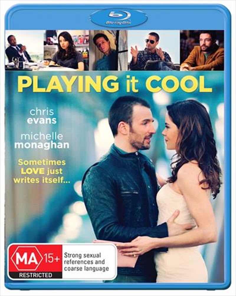 Playing It Cool | Blu-ray