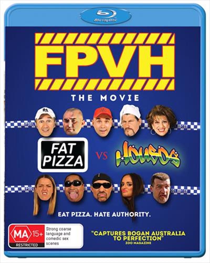 Fat Pizza Vs Housos | Blu-ray