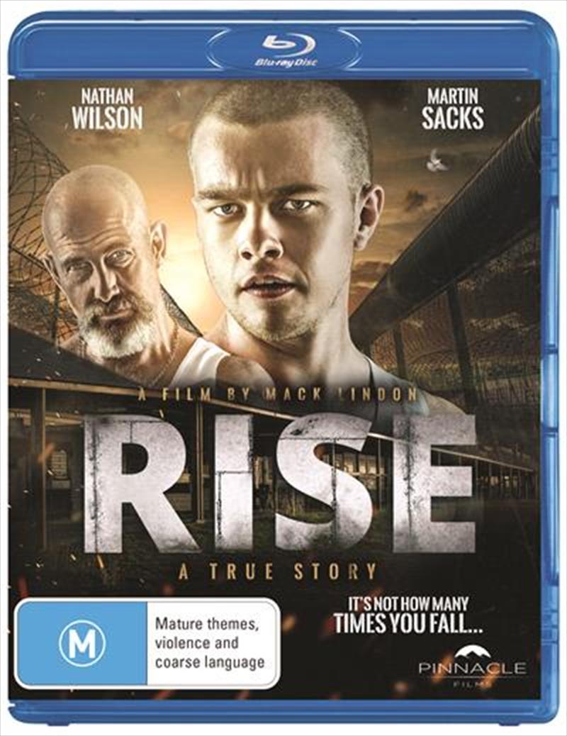Rise | Blu-ray