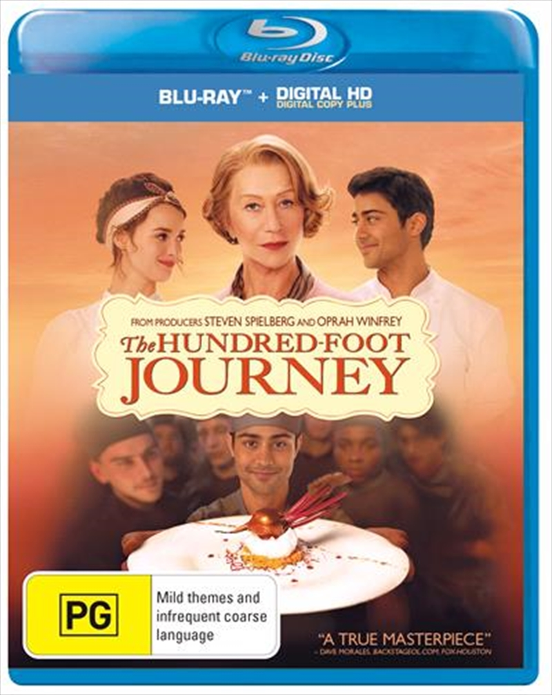 Hundred-Foot Journey | Digital Copy, The | Blu-ray