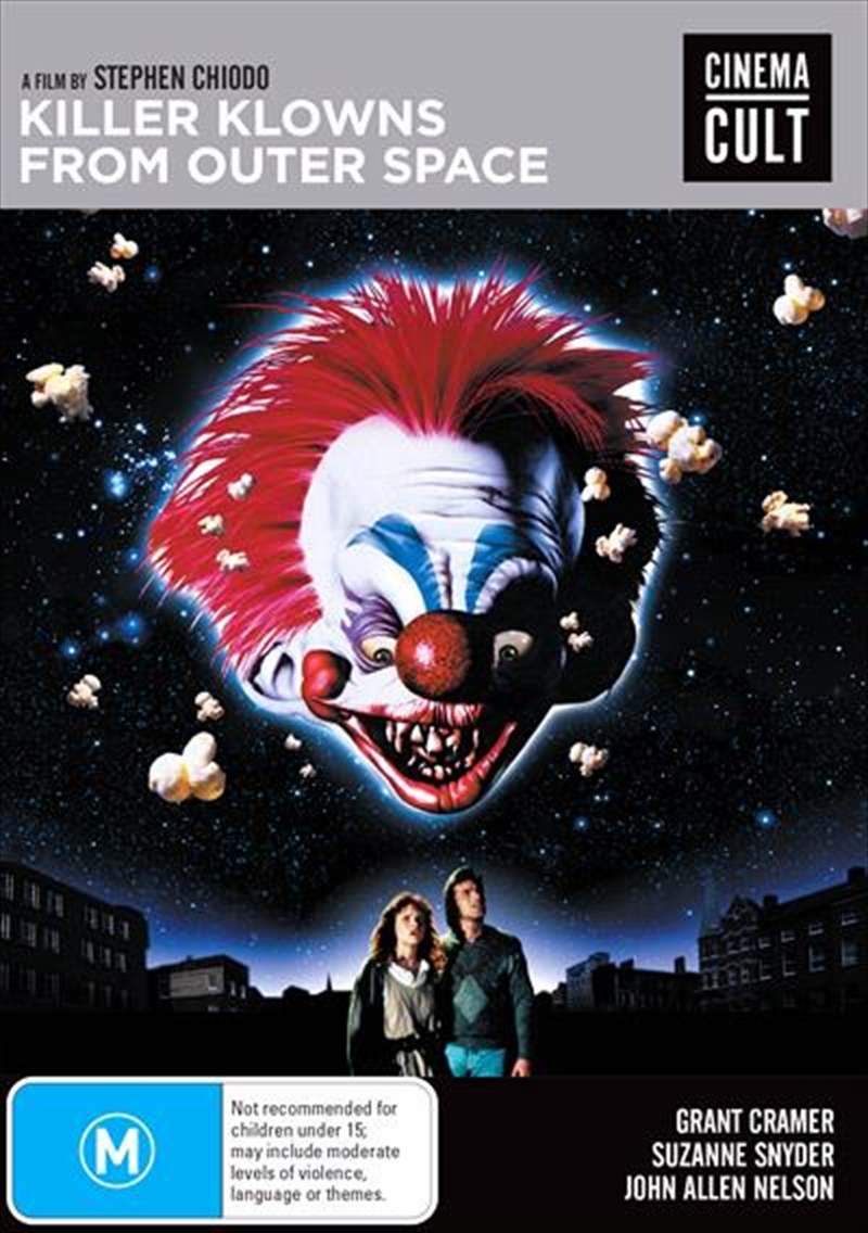 Killer Klowns From Outer Space | DVD
