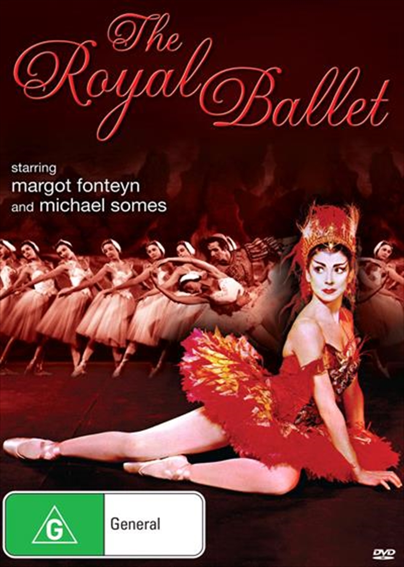 Royal Ballet, The | DVD