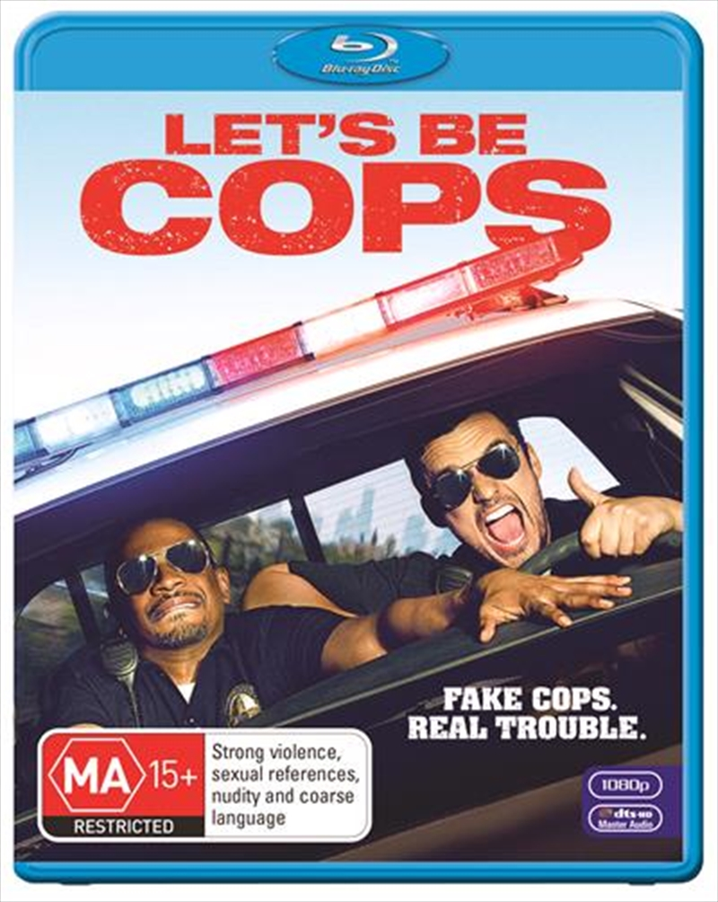 Let's Be Cops | Blu-ray