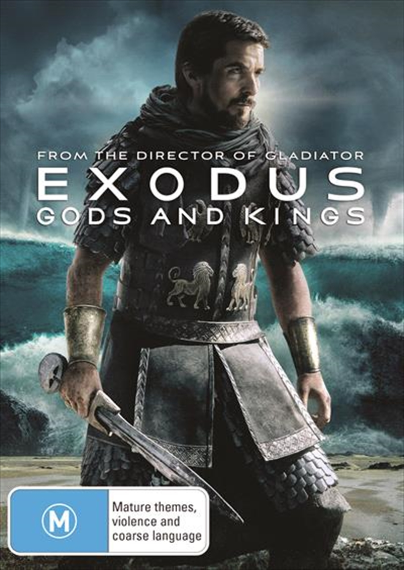 Exodus - Gods And Kings | DVD