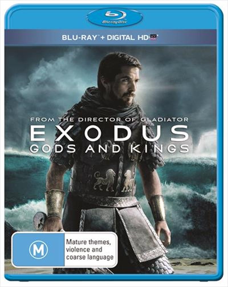 Exodus - Gods And Kings | Blu-ray