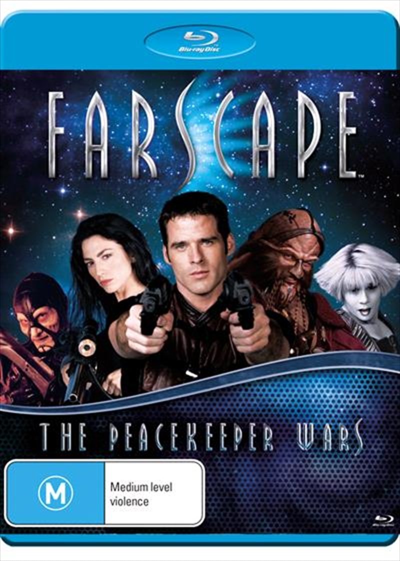 Farscape - The Peacekeeper Wars | Blu-ray