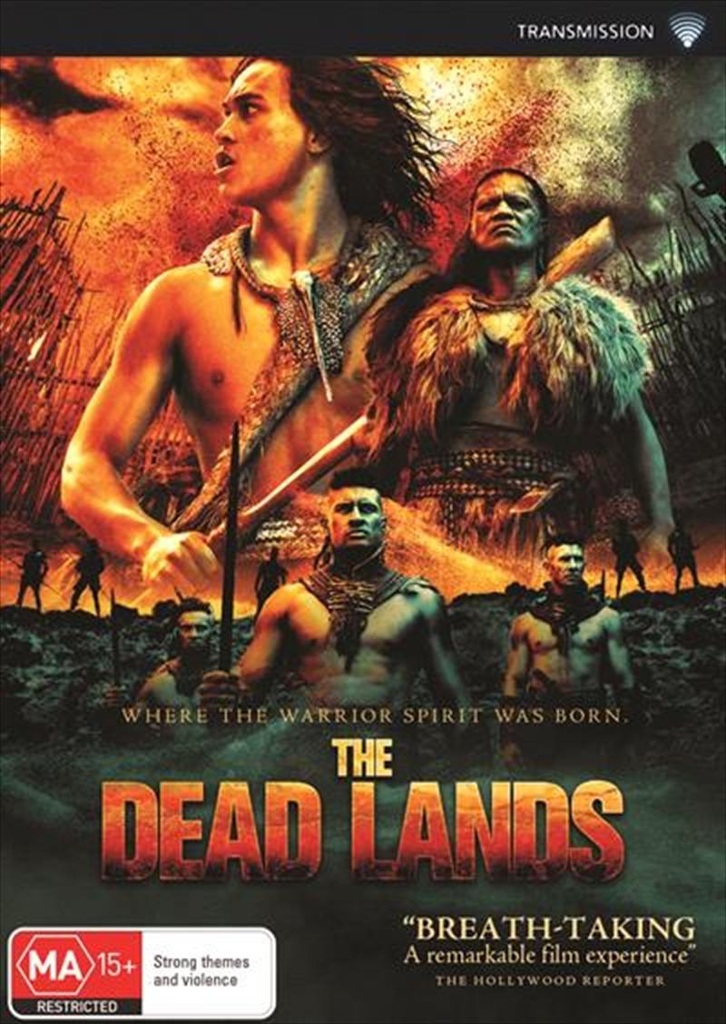 Dead Lands, The   DVD