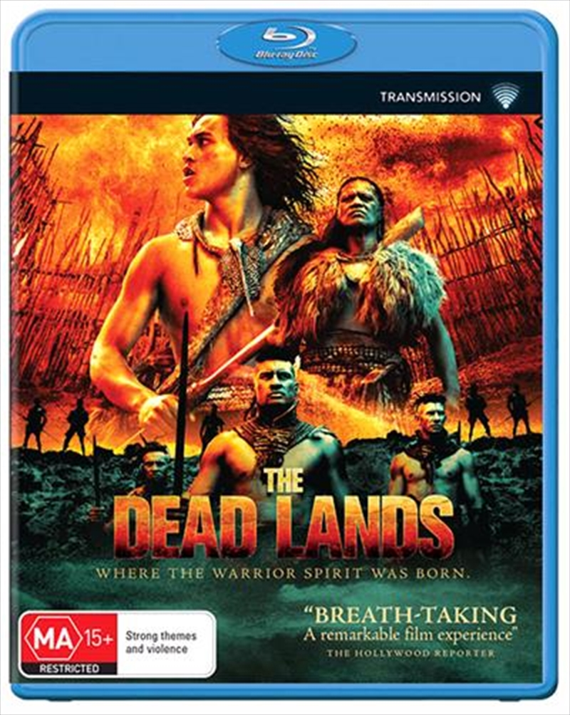 Dead Lands, The | Blu-ray