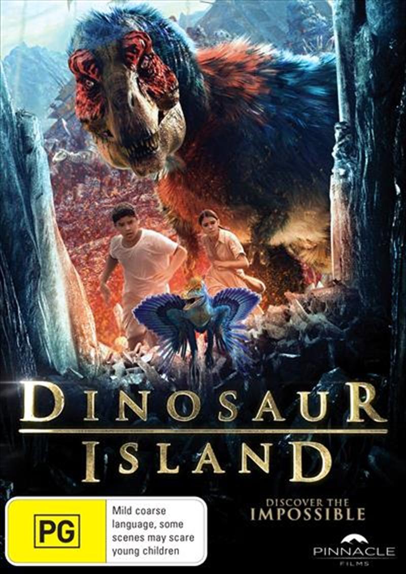 Dinosaur Island | DVD