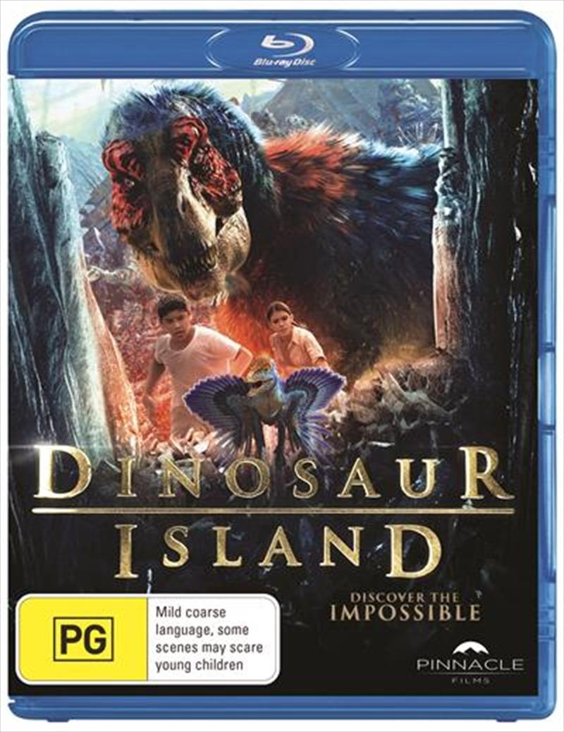 Dinosaur Island | Blu-ray