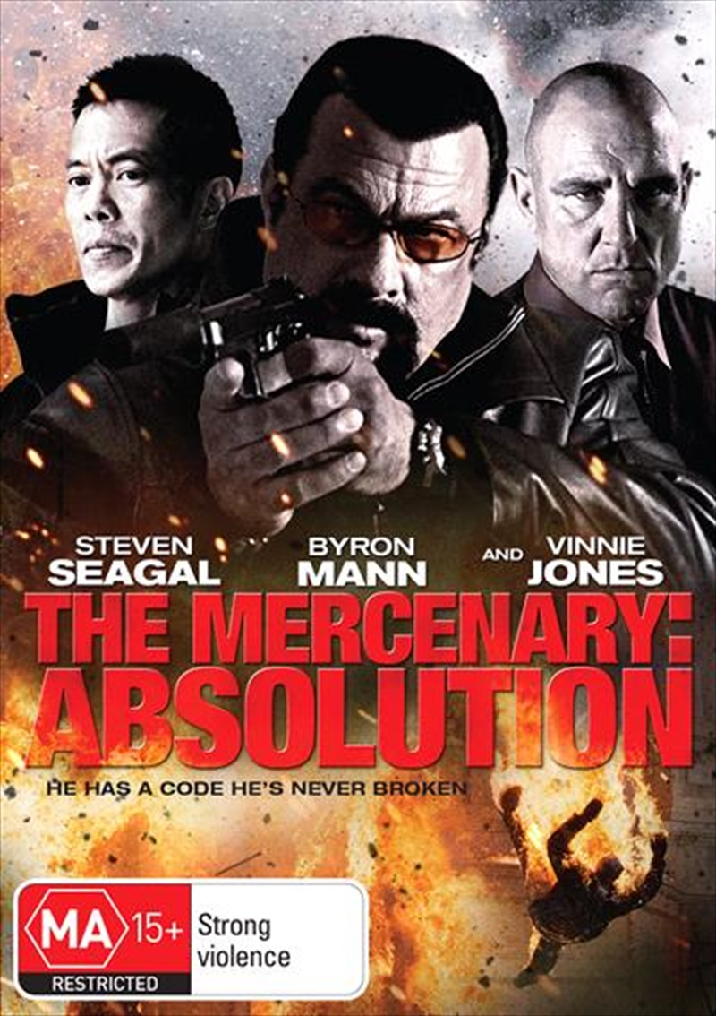 Mercenary - Absolution, The | DVD