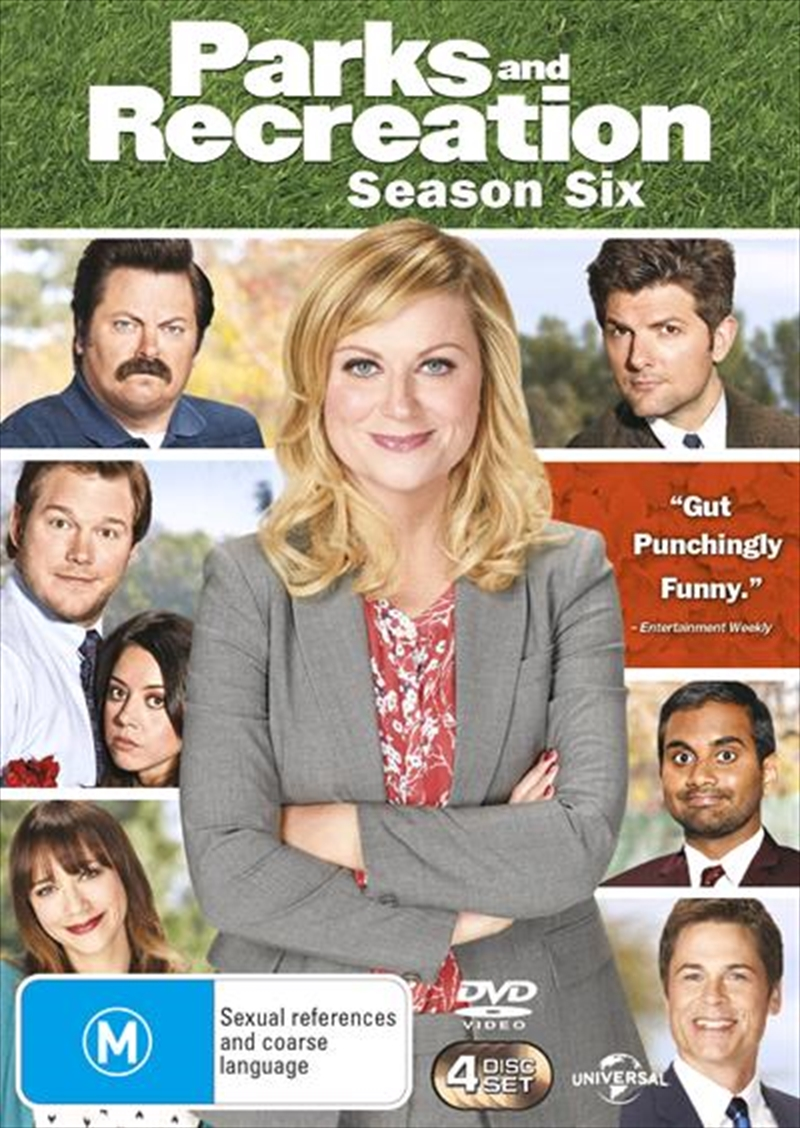 Parks And Recreation - Season 6 | DVD