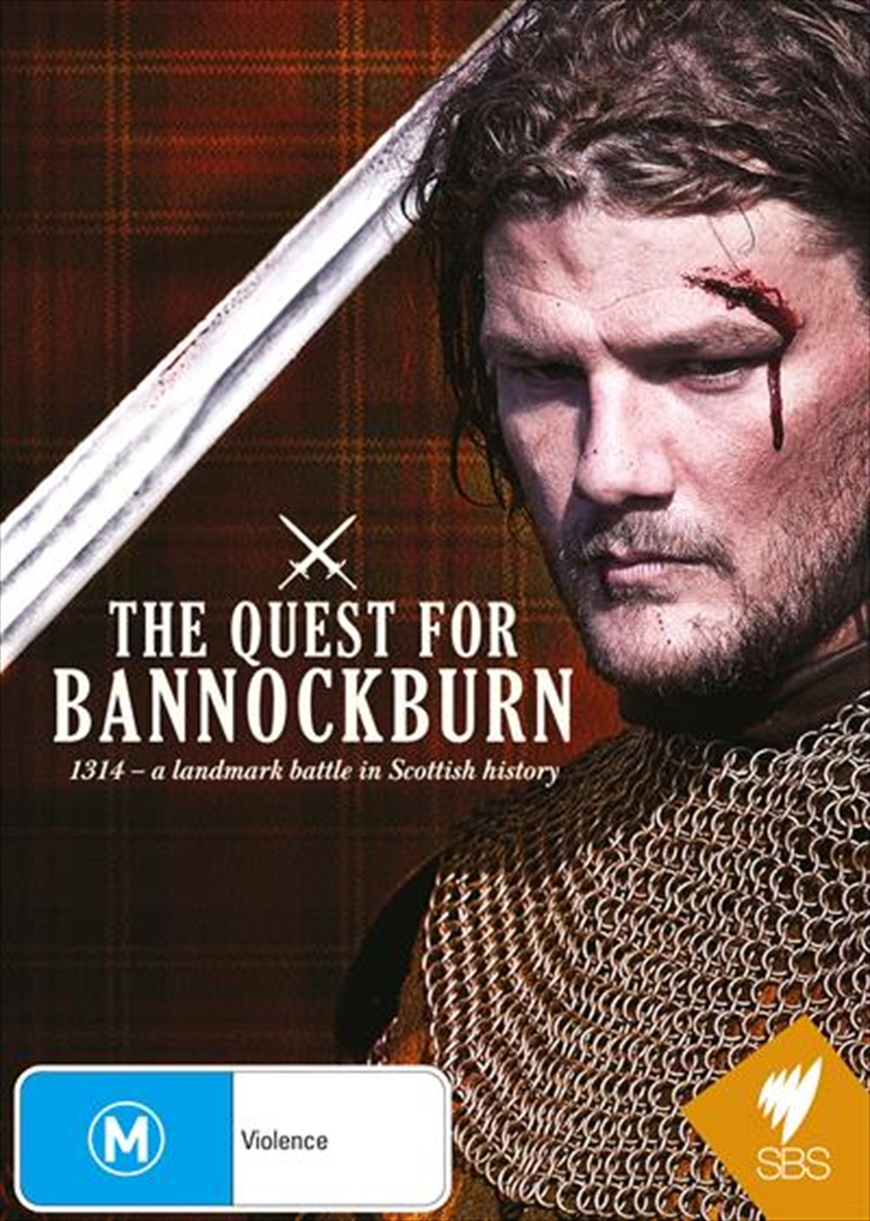 Quest For Bannockburn, The | DVD