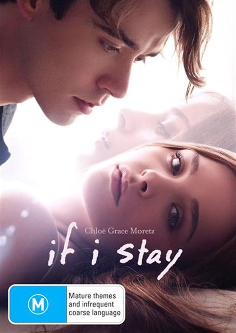 If I Stay | DVD