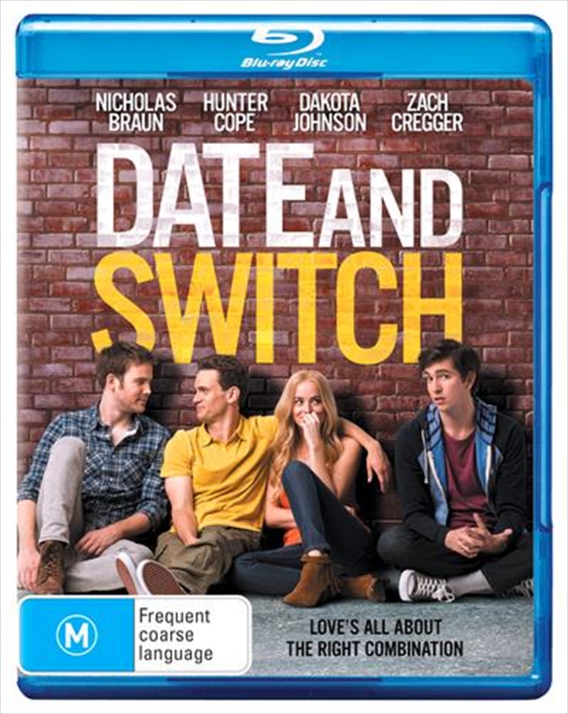Date And Switch | Blu-ray