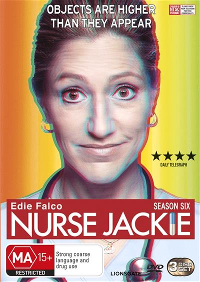 Nurse Jackie - Season 6 | DVD