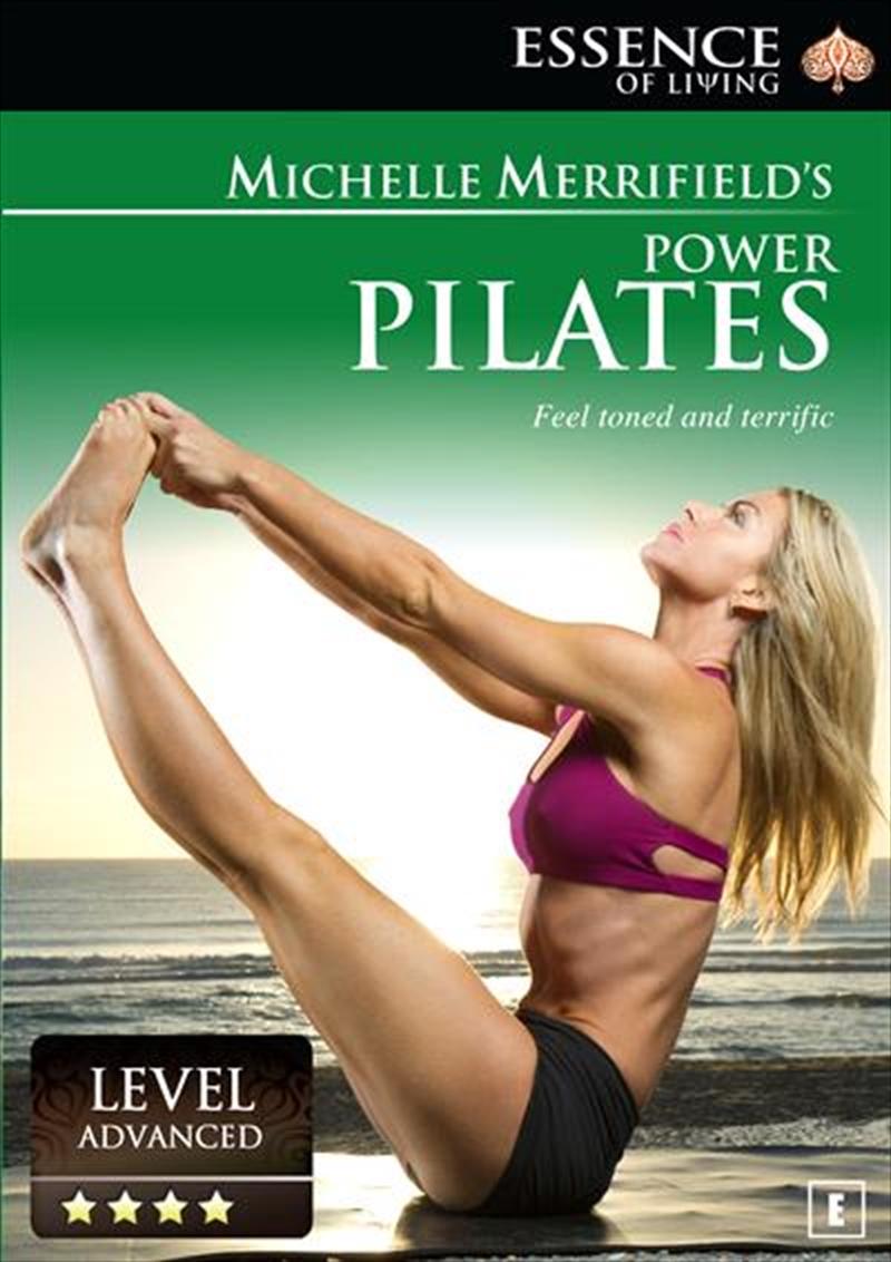 Michelle Merrifield Power Pilates Advanced | DVD