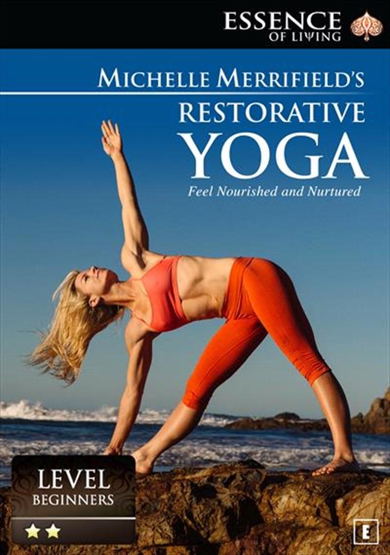 Michelle Merrifield - Restorative Yoga | DVD