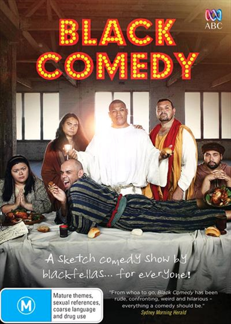 Buy Black Comedy On Dvd Sanity