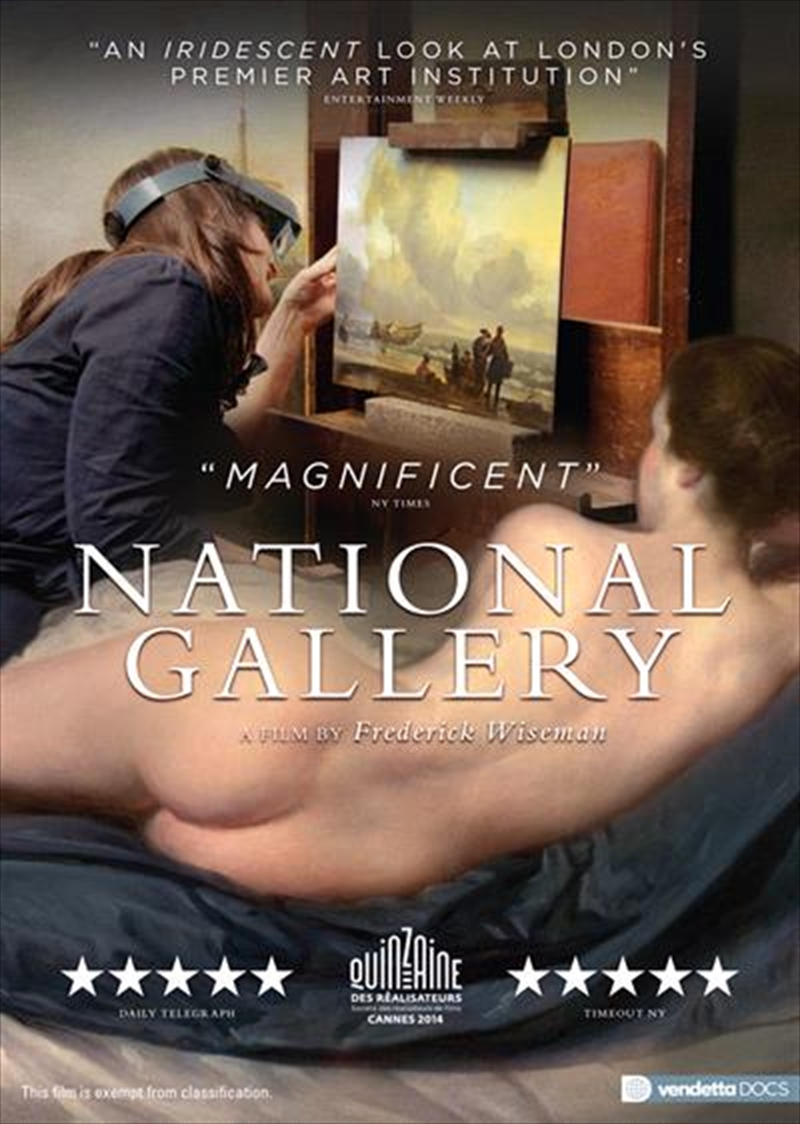 National Gallery | DVD