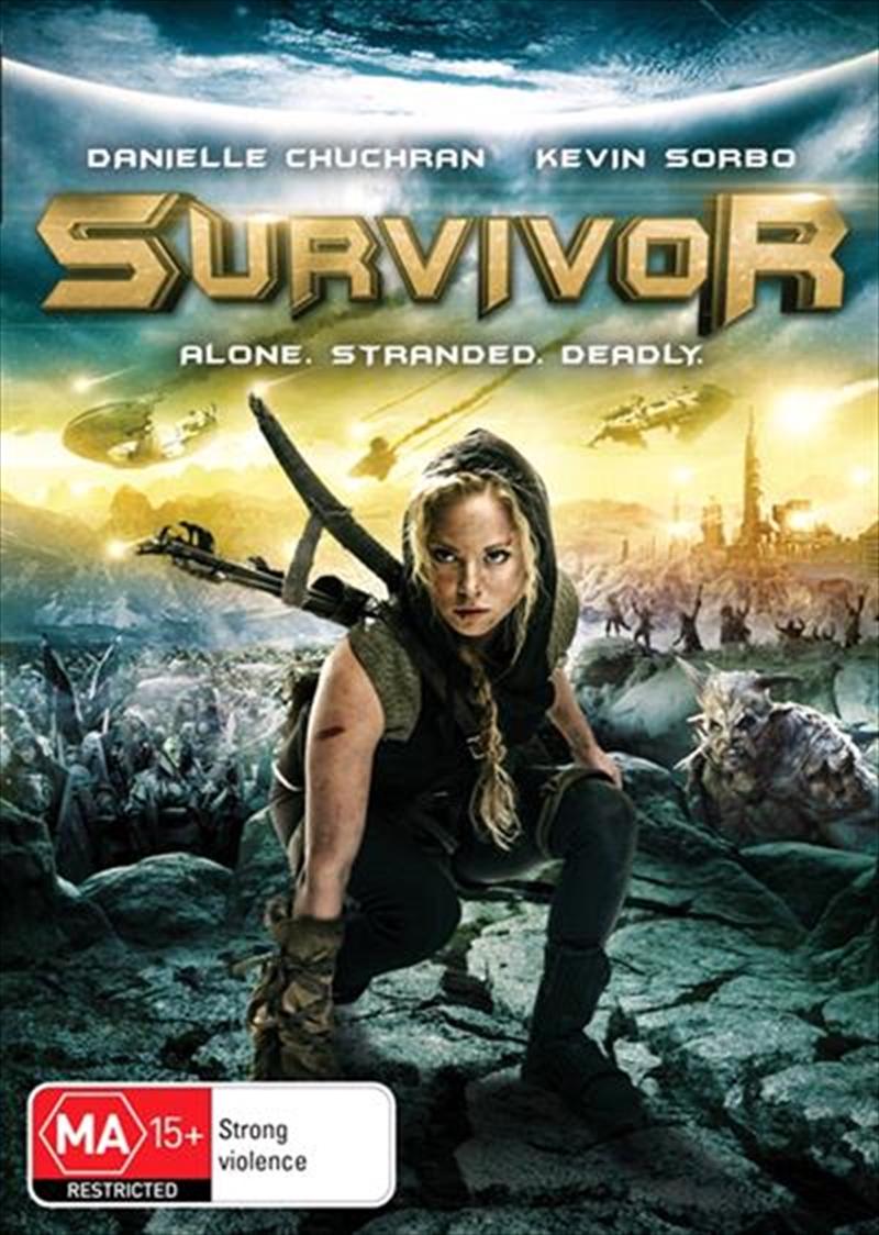 survivor dvd action sanity