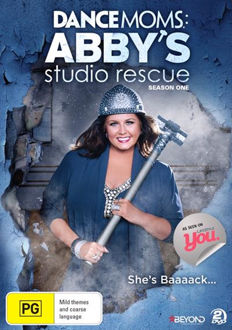Dance Moms - Abby's Studio Rescue - Season 1 | DVD