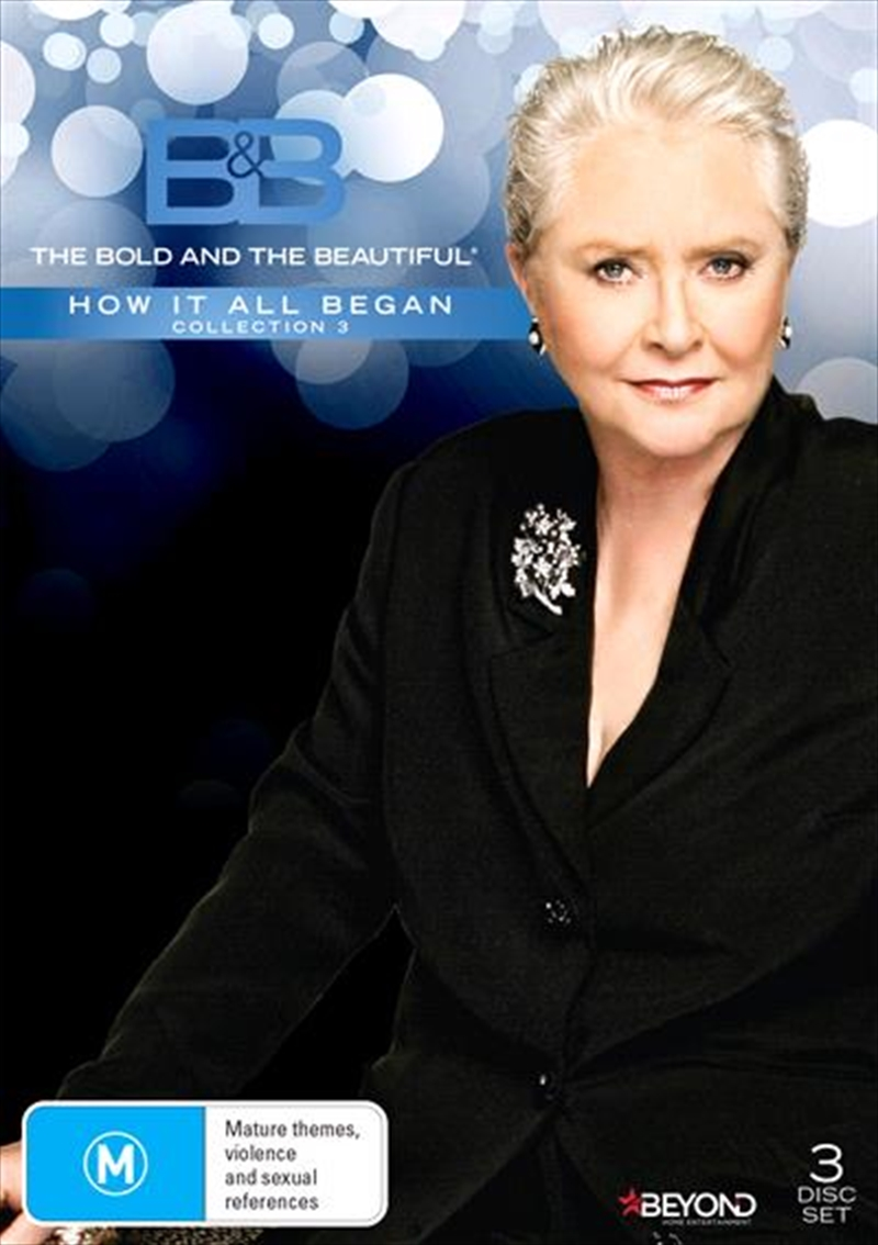 Bold And The Beautiful - How It All Began - Collection 3, The | DVD