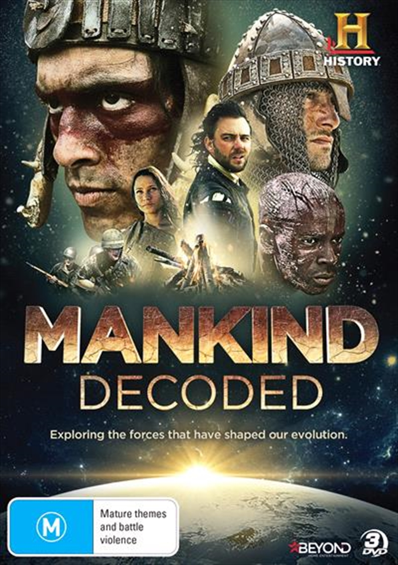 Mankind Decoded | DVD