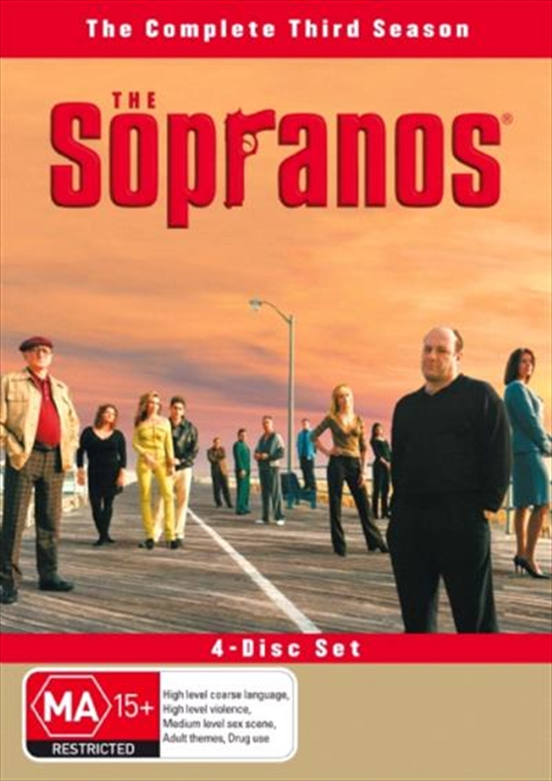 Sopranos - Season 3 | DVD