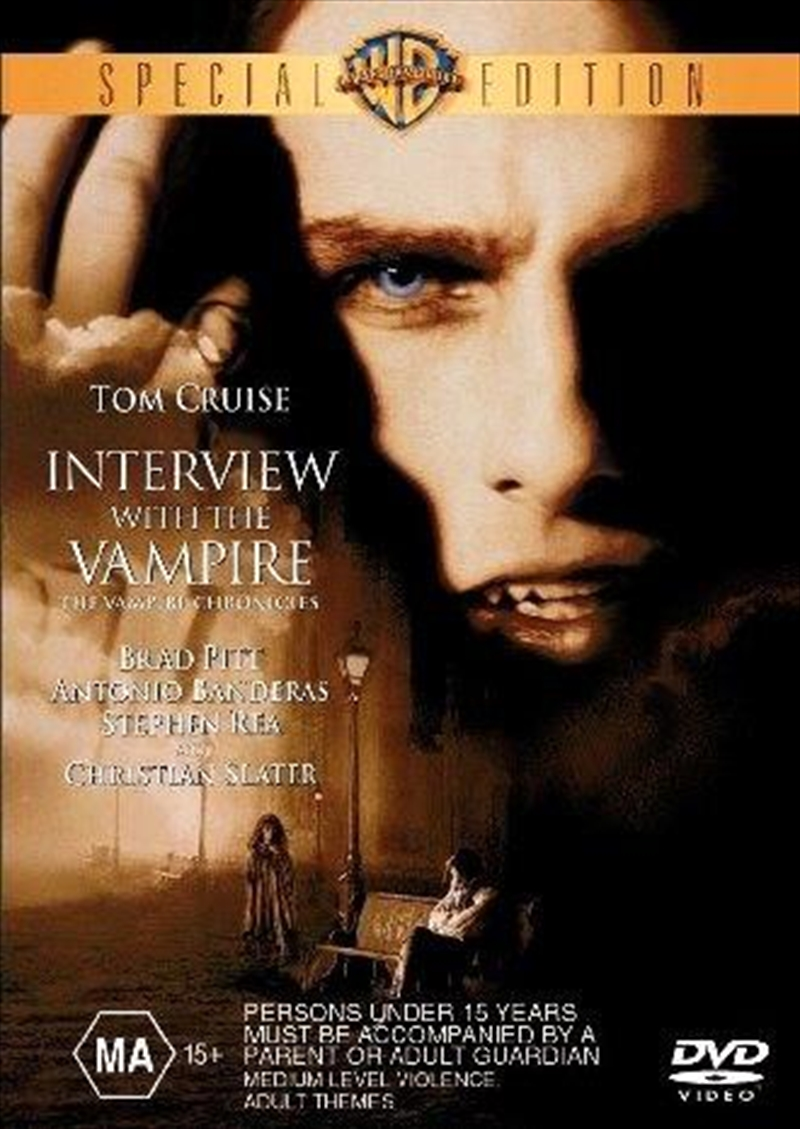Interview With The Vampire  - Special Edition | DVD