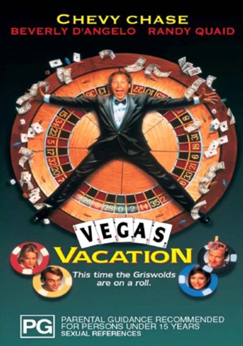 Buy National Lampoon's Vegas Vacation On DVD