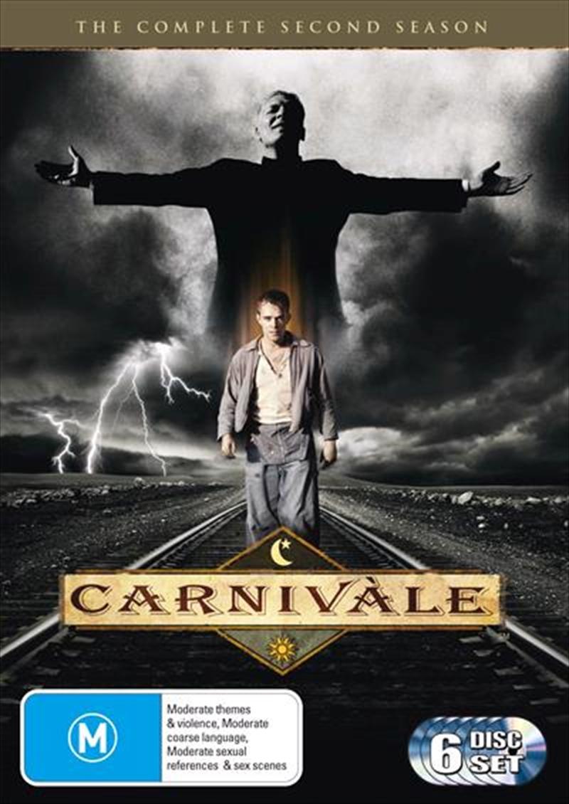 Carnivale - Season 02 | DVD