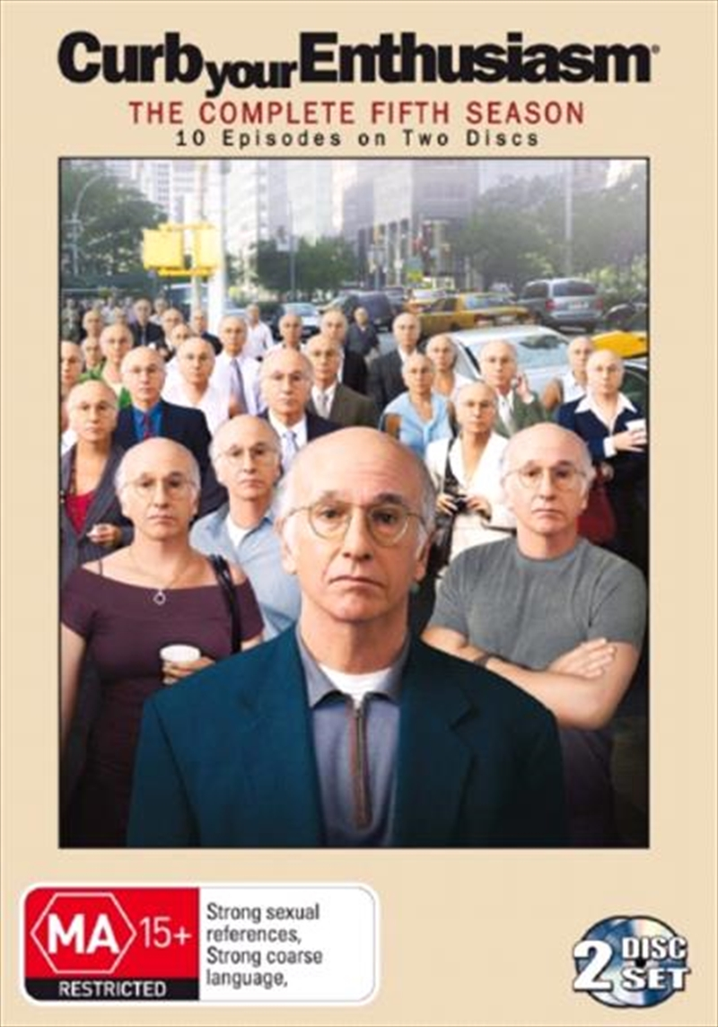 Curb Your Enthusiasm - Season 05 | DVD