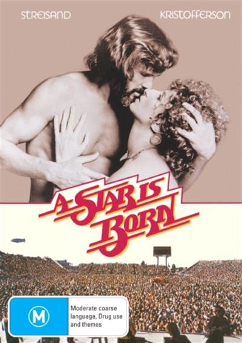 A Star Is Born | DVD