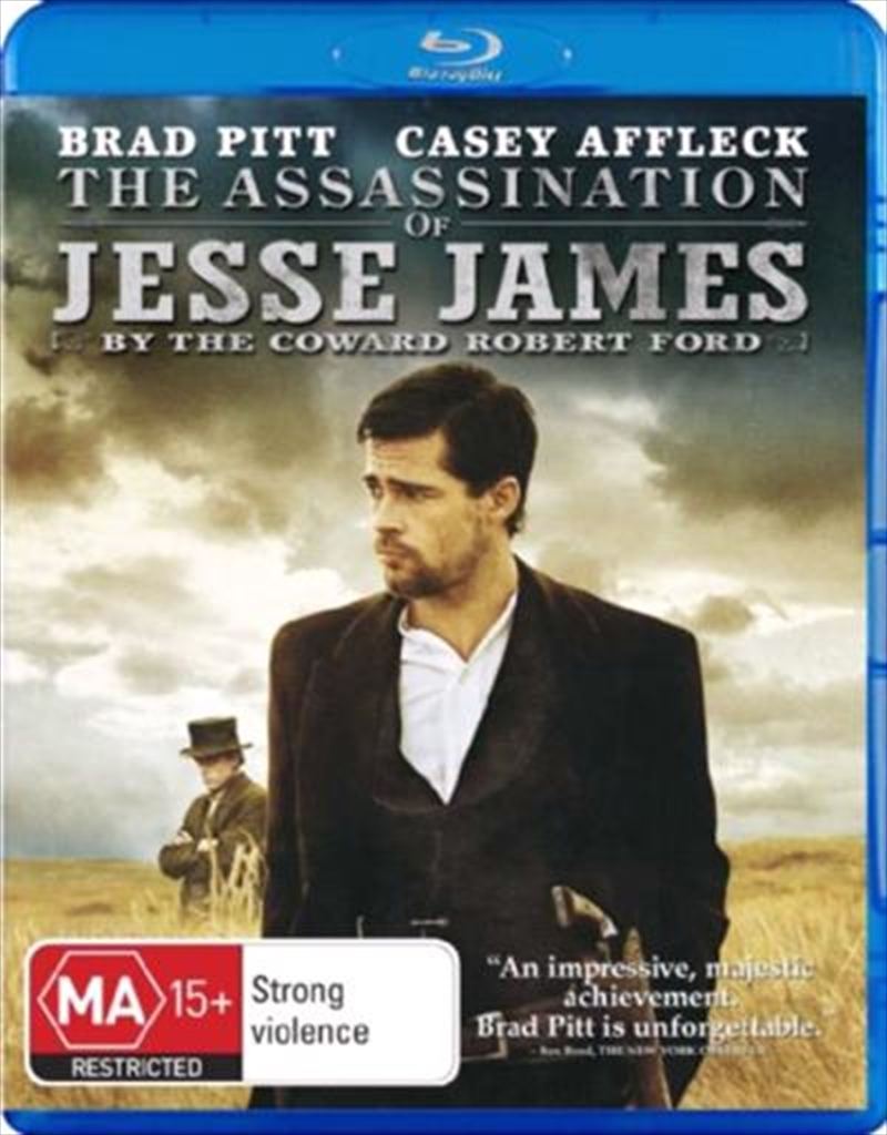Assassination Of Jesse James By The Coward Robert Ford | Blu-ray