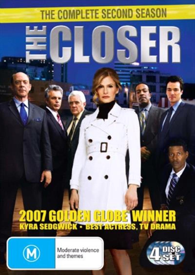 Closer, The - Season 02   DVD