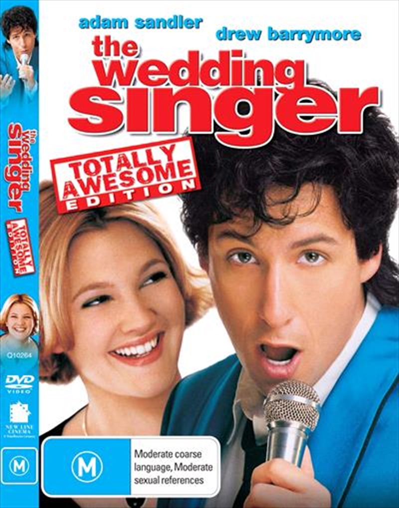 Wedding Singer - Special Edition, The | DVD