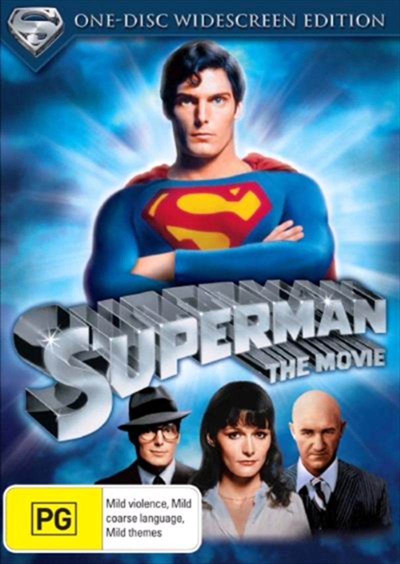 Superman - The Movie  Special Edition | DVD