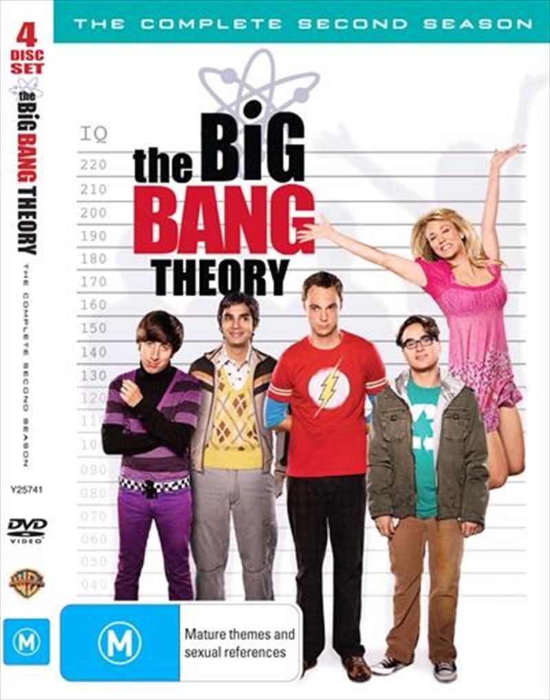 Big Bang Theory - Season 2, The | DVD