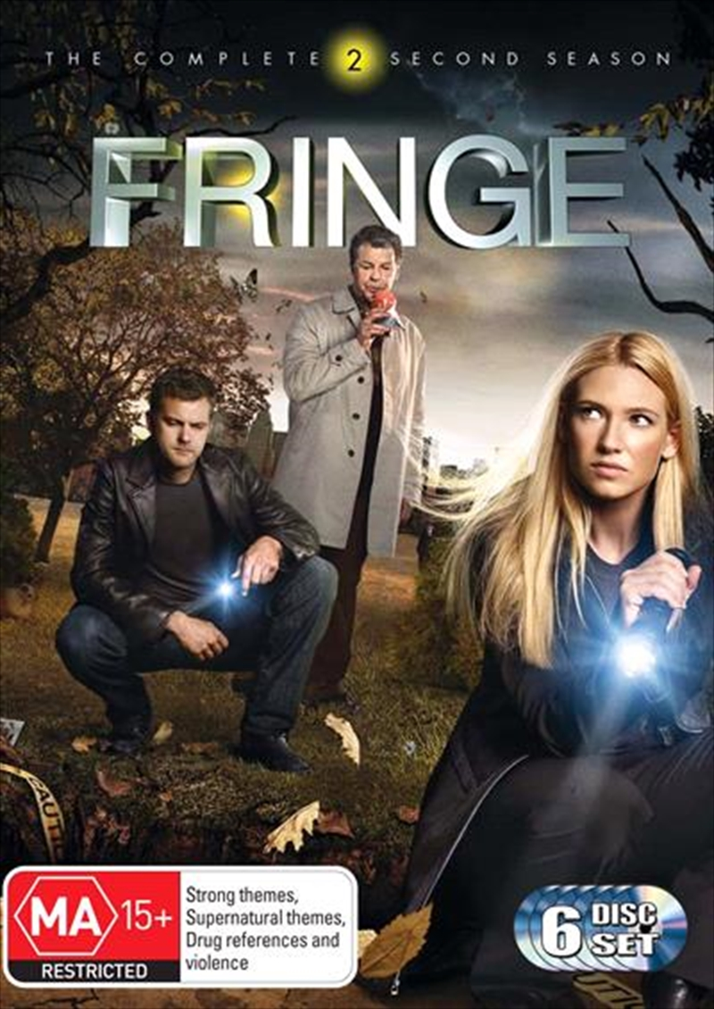 Fringe - Season 2 | DVD