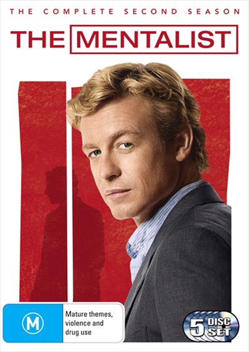 Mentalist - Season 2, The | DVD
