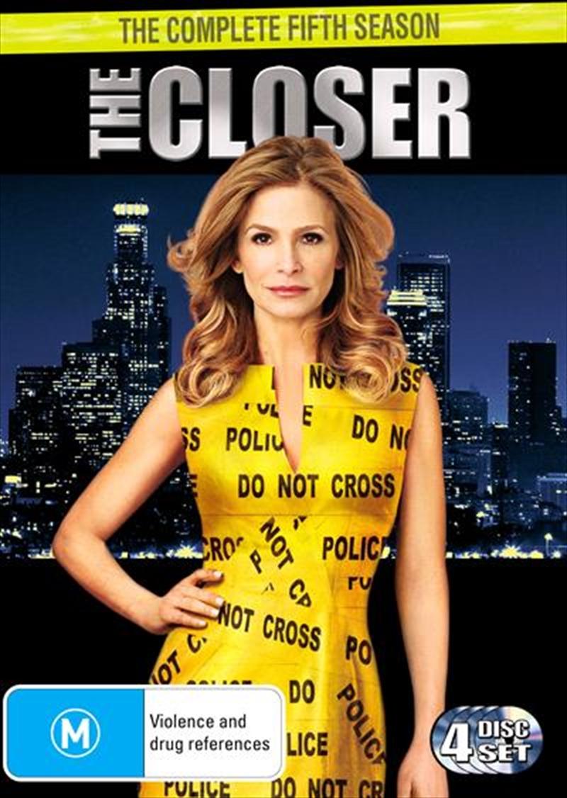 Closer, The - Season 5 | DVD