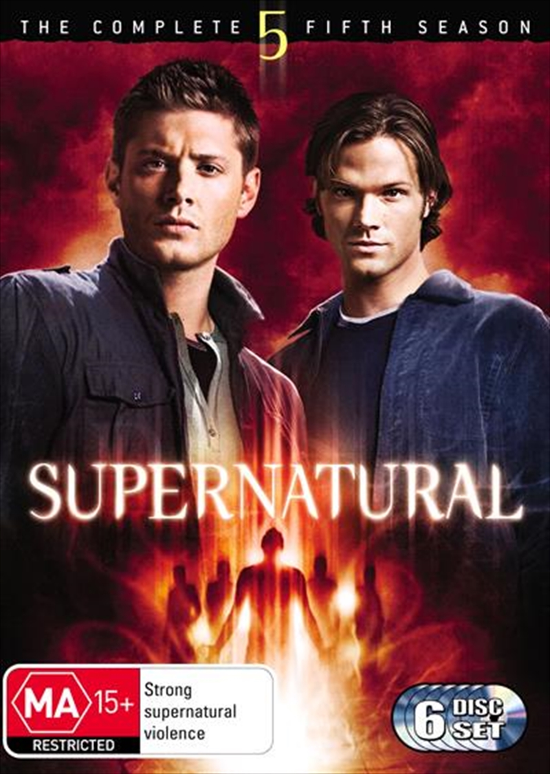 Supernatural - Season 05 | DVD