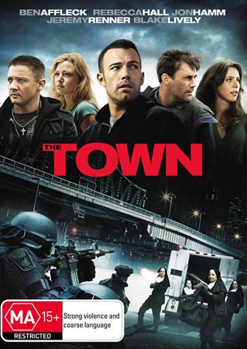The Town | DVD