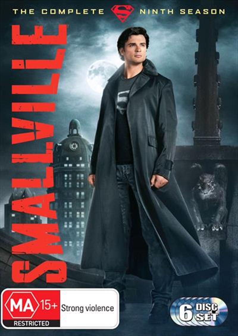Smallville - Season 09 | DVD