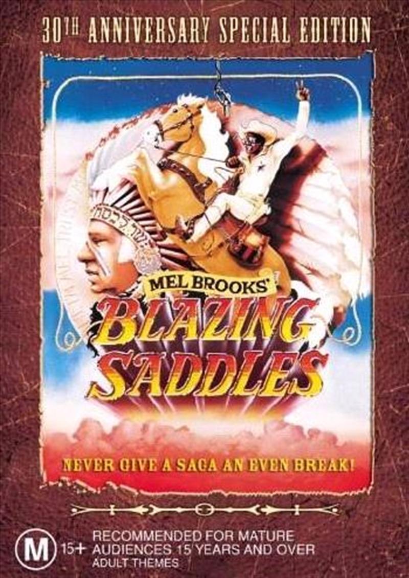 Blazing Saddles  - 30th Anniversary Special Edition   DVD