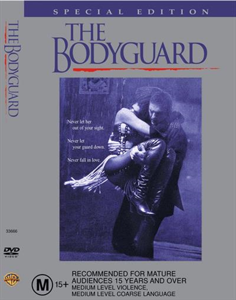Bodyguard, The  - Special Edition | DVD