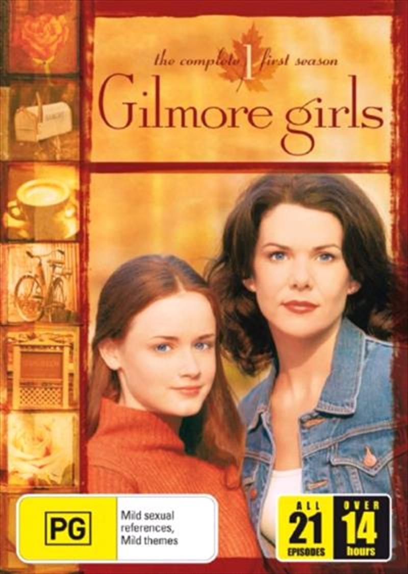 Gilmore Girls - Season 01